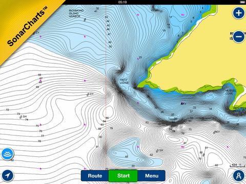 Boating Europe HD screenshot 3