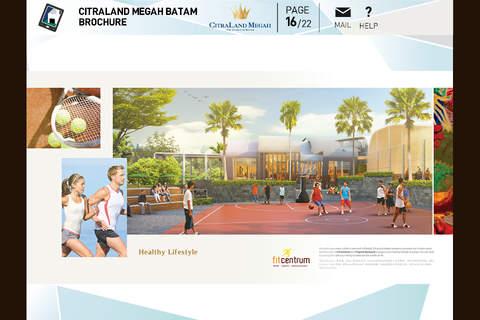 CitraLand Megah Batam Brochure - náhled