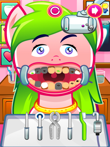 Pony Dentist - a Fun Adventure screenshot 6