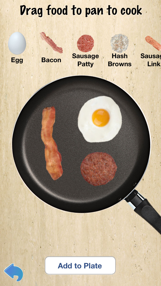 More Breakfast screenshot 1