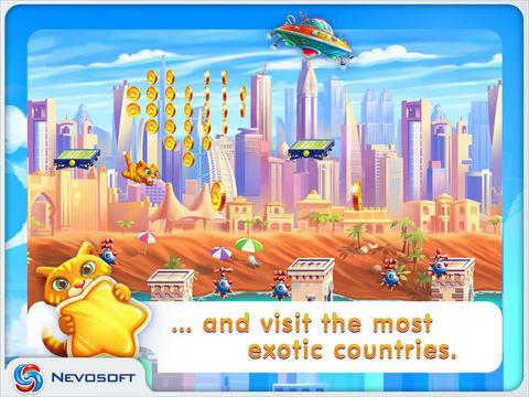 City Cat: Adventures screenshot 6