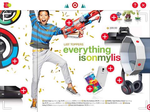 Target Kids' Wish List screenshot 9