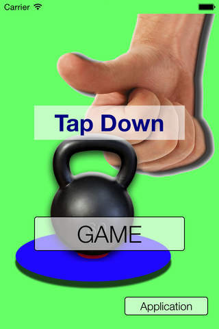 Tap Down! - náhled