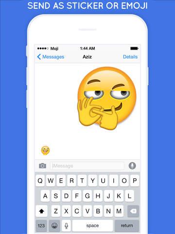 i Made Emoji - create your own custom emoji sticker or avatar screenshot 10