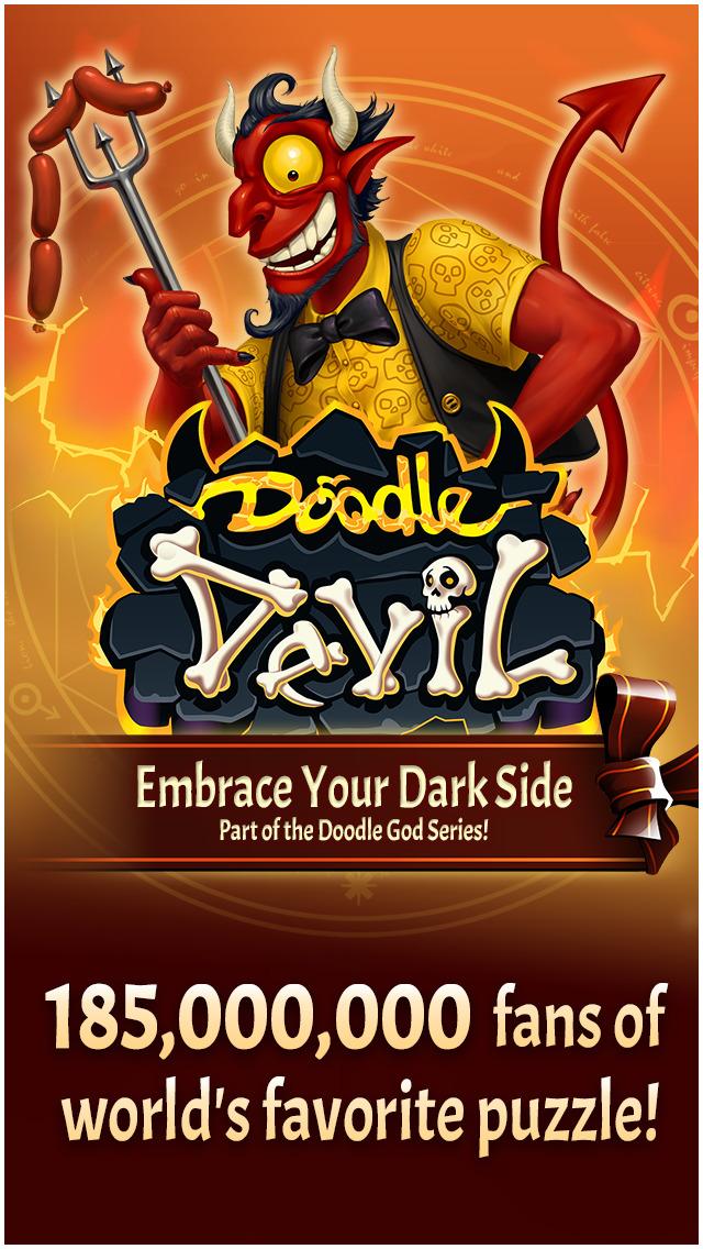 Doodle Devil™ Blitz screenshot #1