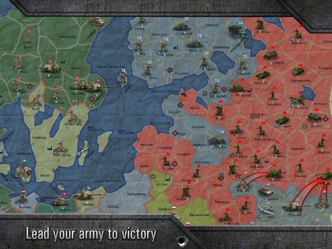 Strategy & Tactics Sandbox WW2 screenshot 10