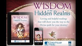Wisdom of the Hidden Realms Oracle Cards - Colette Baron-Reid screenshot 1