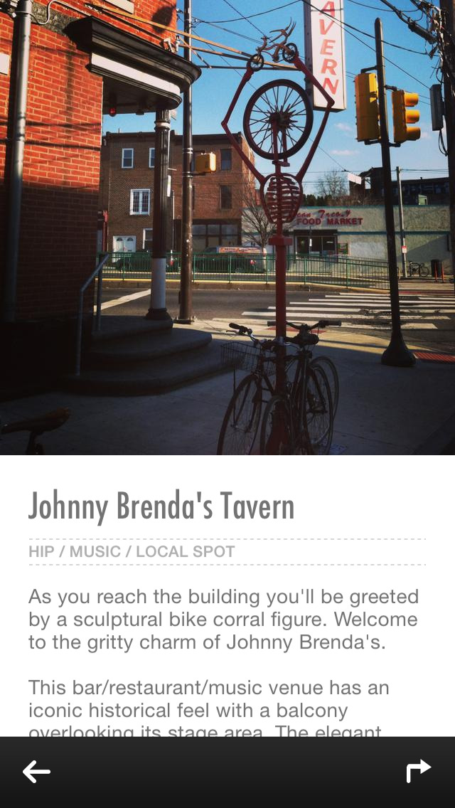 Philadelphia Urban Adventures - Travel Guide Treasure mApp screenshot 4