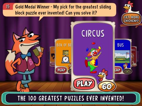 Baffles Classic Puzzles screenshot 6