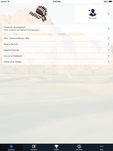 Papago Municipal Golf Course screenshot 7