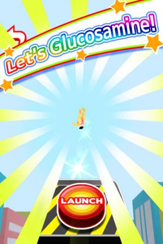 Glucosamine - Free Sumotori Throwing Game - - náhled