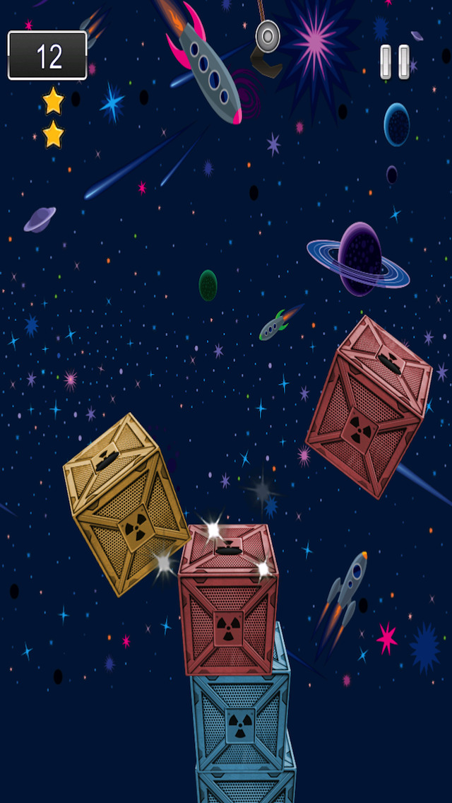 A1 Space Crane Frontier Stacker screenshot 3
