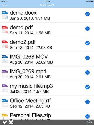 iFile !! Downloader & Download Manager screenshot 9