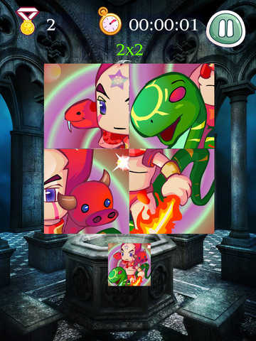 Magic Cards Puzzle - AoAo Children Puzzles screenshot 9