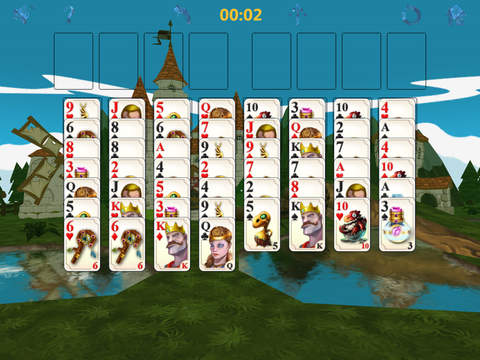 Freecell Royale screenshot 6