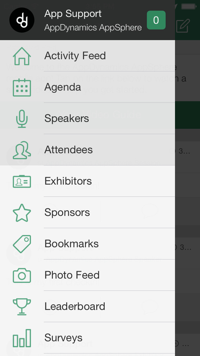 AppDynamics AppSphere 2014 screenshot 2