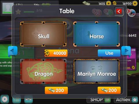 iSnooker screenshot 9