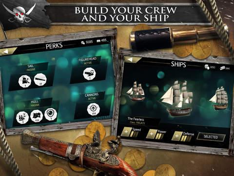 Assassin's Creed Pirates screenshot #5