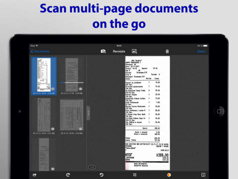 SharpScan Pro: OCR PDF scanner screenshot 9