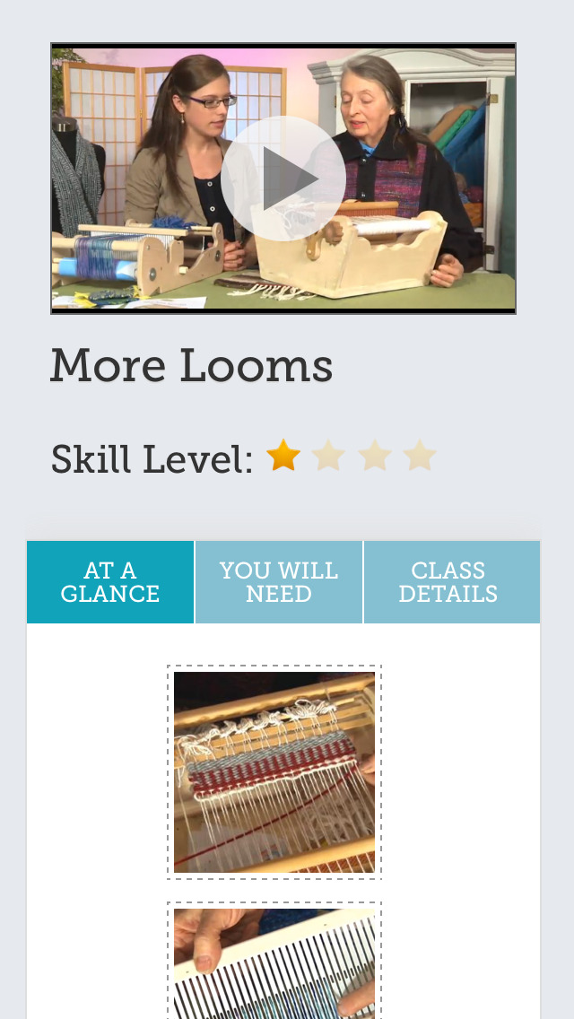 Loom Weaving screenshot 3