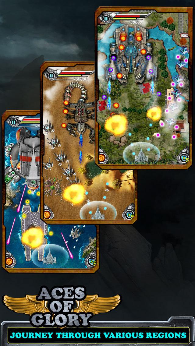 Aces of Glory screenshot 4