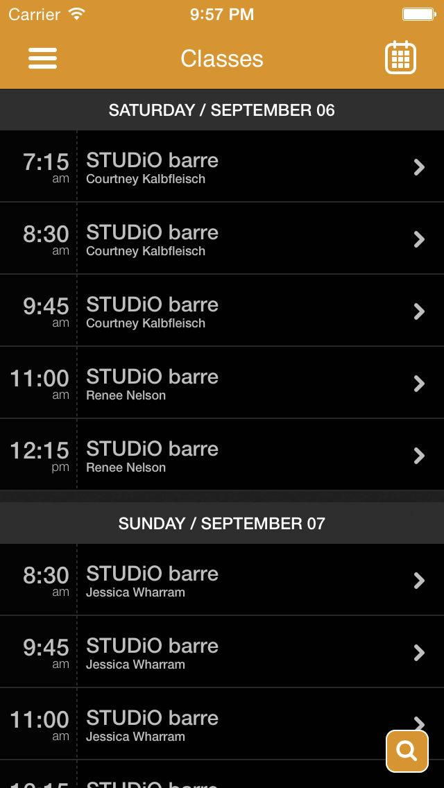 iNSiDE Out STUDiO barre screenshot #3