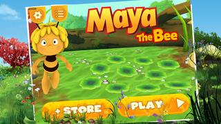 Maya The Bee: Flying Challenge screenshot 5
