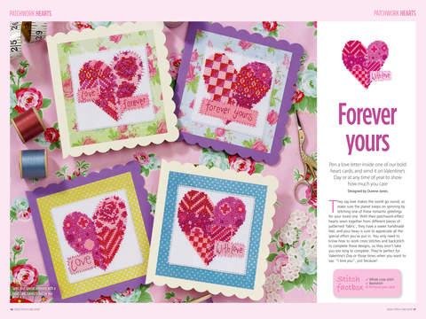 Cross Stitch Card Shop – how to cross stitch cards, cross stitch patterns, cross stitch embroidery screenshot 9