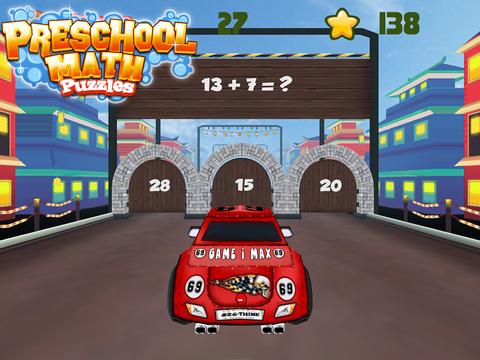 Preschool Math Puzzles screenshot 7