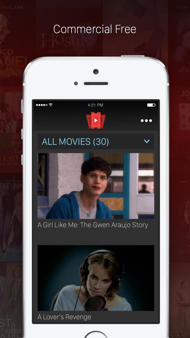 Lifetime Movie Club screenshot 5