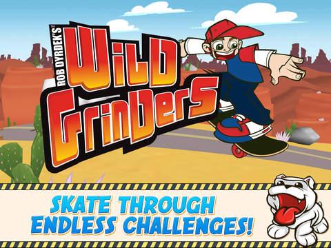 Wild Grinders Downhill Grind screenshot 6