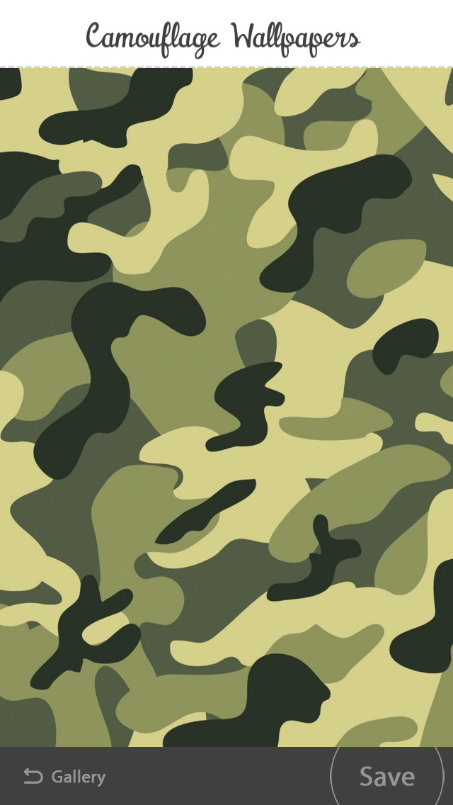 Free Camouflage Wallpapers screenshot 3