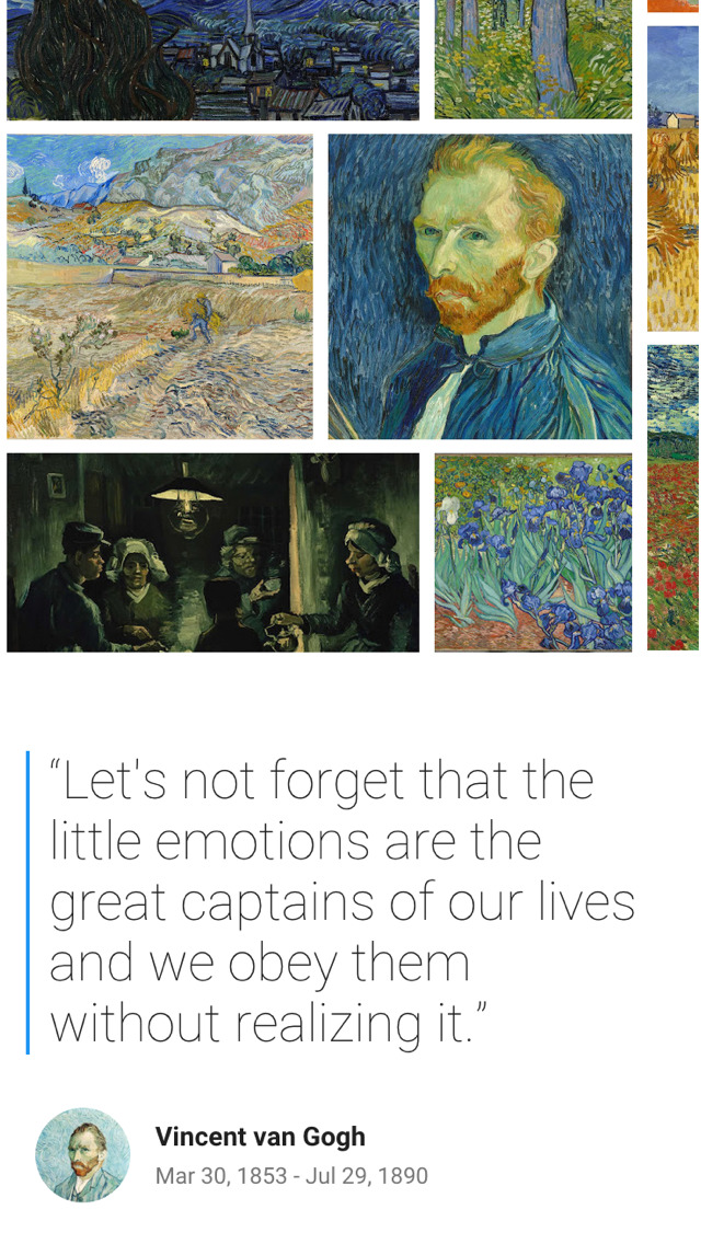 Google Arts & Culture screenshot 3