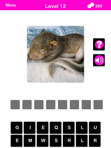 What's The Baby Animal? - The Cutest Animal Picture Word Trivia Game for EVERYONE! screenshot 10