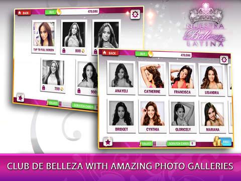 Nuestra Belleza Latina Casino - FREE Slots, Blackjack & Video Poker screenshot 10