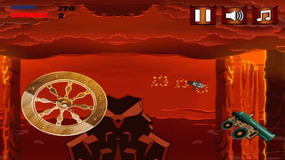 Zombie Jumping Wheels Of Death - Shoot to Kill The Monster Squad Adventure Jam screenshot 3