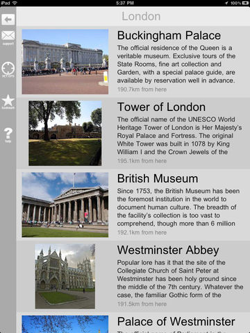 UK Travel Guide screenshot 7