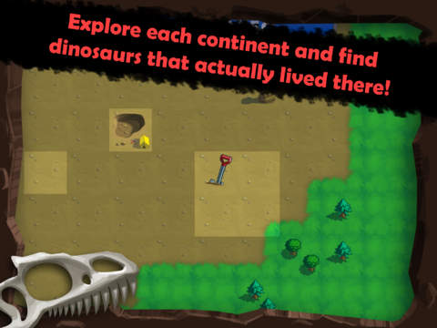 Dino Quest: Fossil Expedition screenshot #4