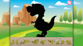 AAA³  Dinosaur game for preschool aged children´´ screenshot 5