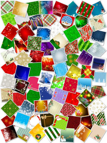 Xmas Frames and Stickers HD screenshot 7