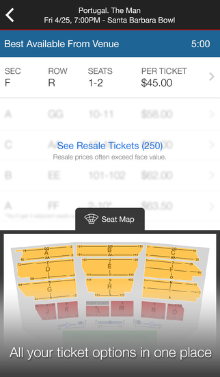 Ticketmaster-Buy, Sell Tickets screenshot 3