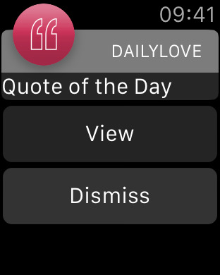 Daily Love Quotes - DailyLove screenshot 10