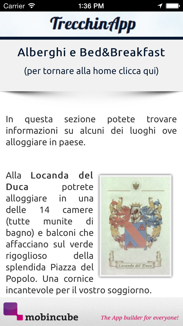 TrecchinApp screenshot 5