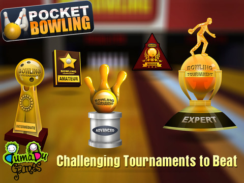 Pocket Bowling 3D screenshot 9