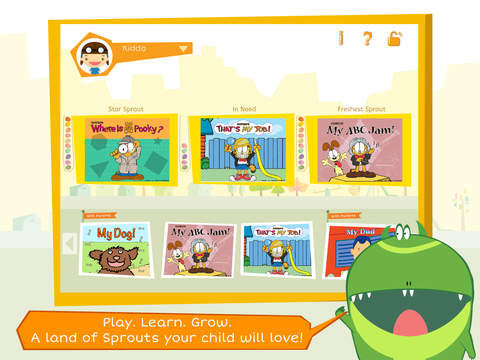 Joy Sprouts - Kids Preschool Education screenshot 6