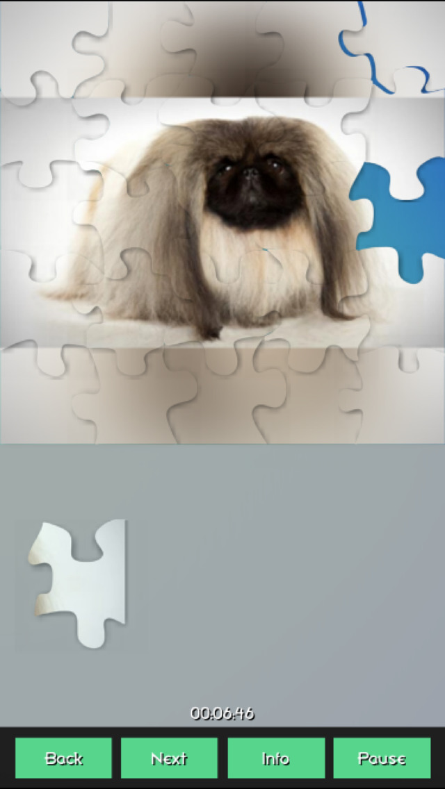 Dogs- Jigsaw Puzzles screenshot 2