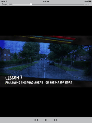 Drivings Lesson screenshot 7