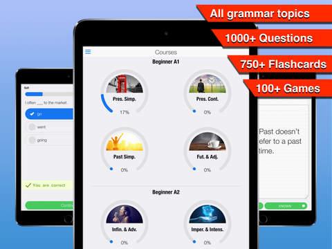Practice English Grammar screenshot 6