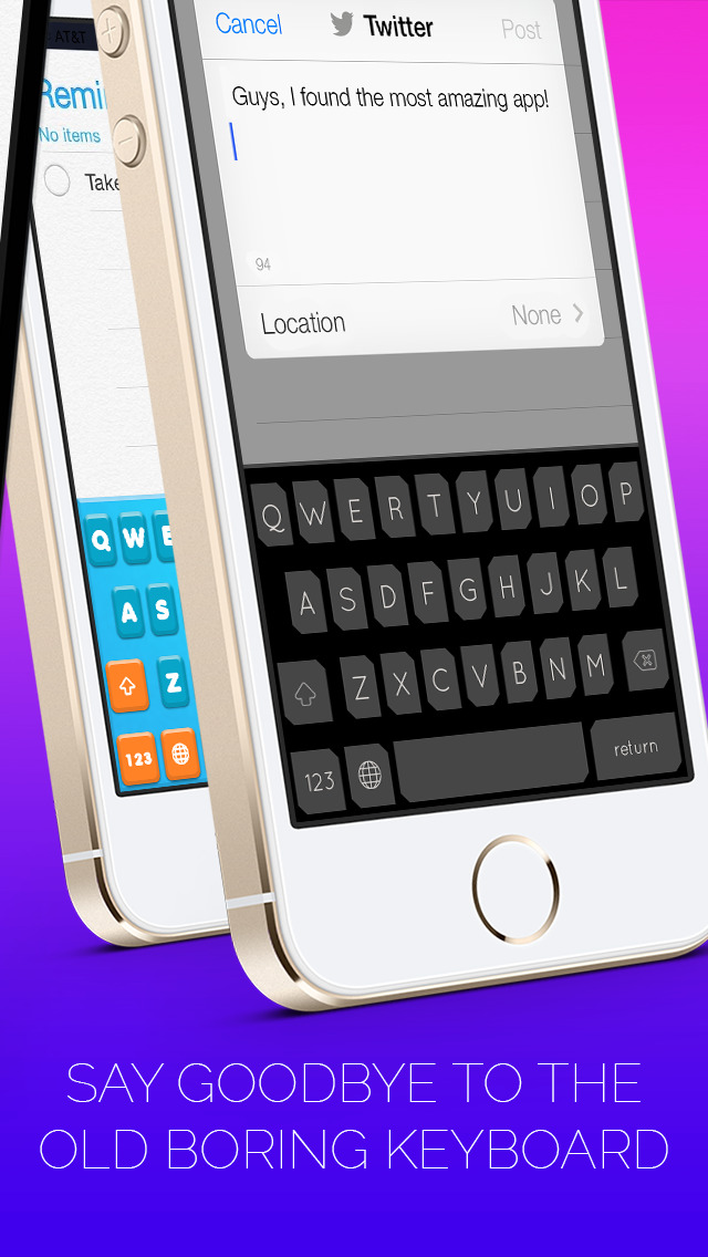 cool keyboards for iphone cool keyboards pro for ios 8 utilities productivity free 13881