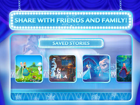 Frozen Story Theater screenshot 10